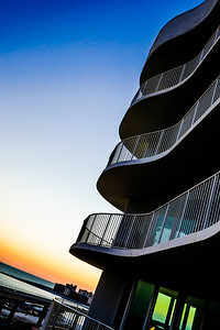 Balconies Building B