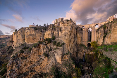 "The ""New"" Bridge, Ronda, Spain"