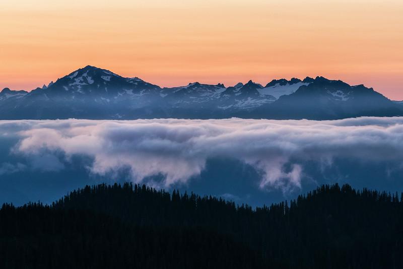 Cascading Dawn