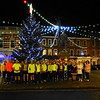 Christmas lights run 2017