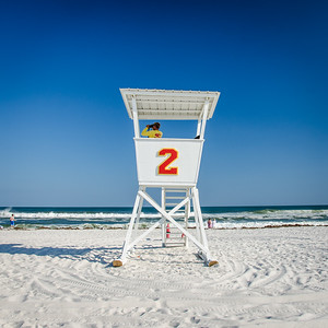 Surf Rescue Tower 2