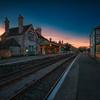 2016.4 - LE - 1xp - The Corfe Castle Train Station III