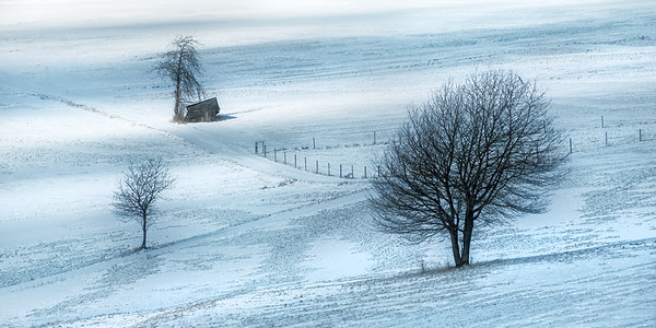 Winter in the Eifel