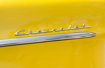 Yellow Chevrolet