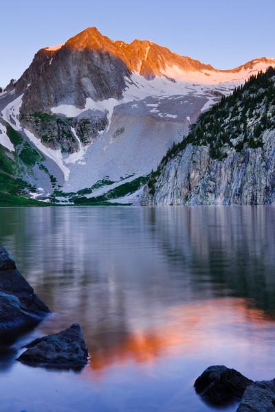 Snowmass Lake Dawn