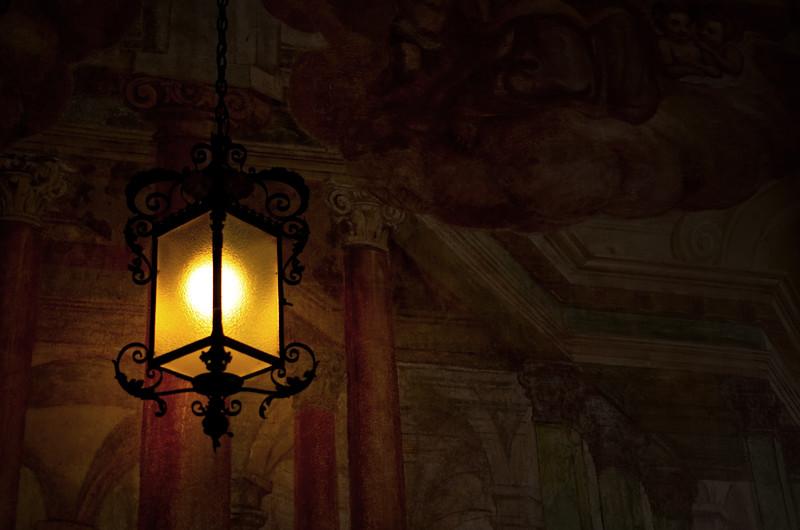 Chapel Lamp