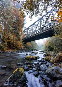 Big Quilcene River, Washington