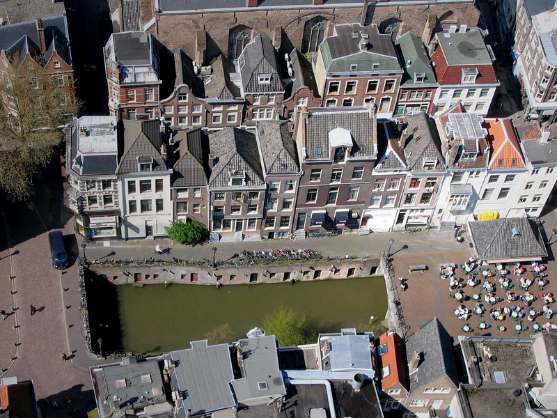Utrecht from the Cathedral Tower
