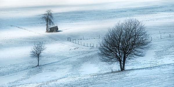 Winter in the Eifel