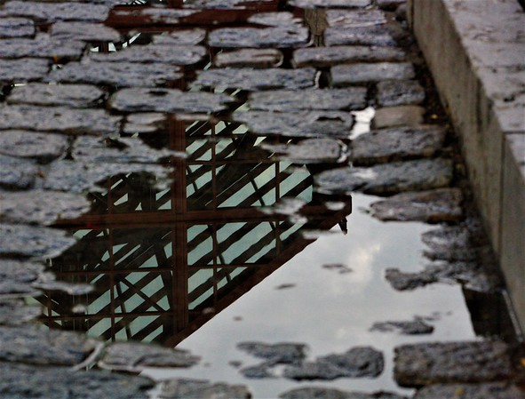 Puddle in Boston