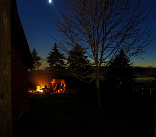 Campfire March 27th, 2020