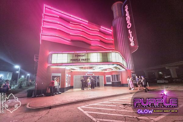 GLOW | Sunday Night 2019