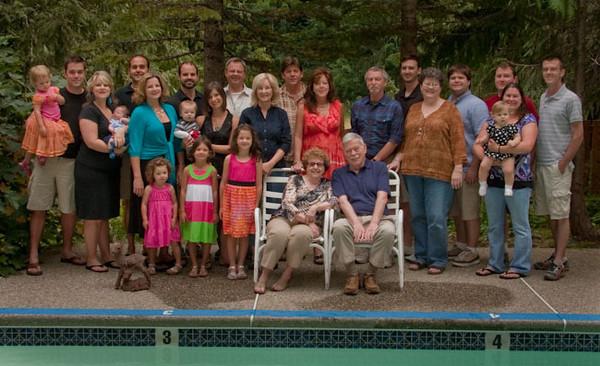 Hautau Family 2010
