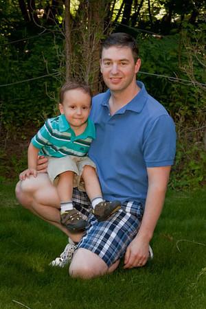 Melton Family 2010