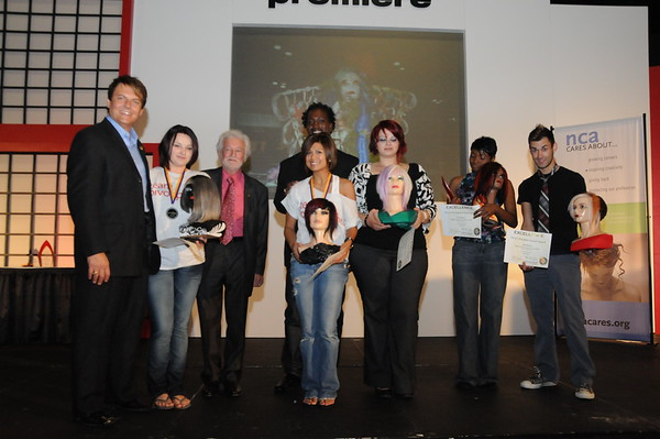 Hair Competition Awards @ Premiere Beauty Show 6-09