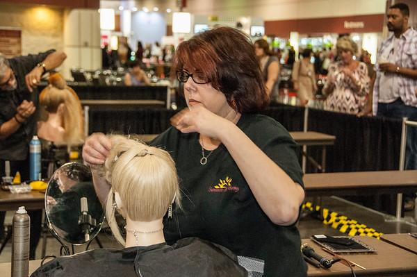 Premiere Hair Competition Live @ OCCC 6-1-14
