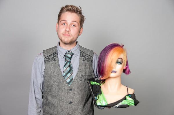 Premiere Hair Competition 2 Studio @ OCCC 6-2-14