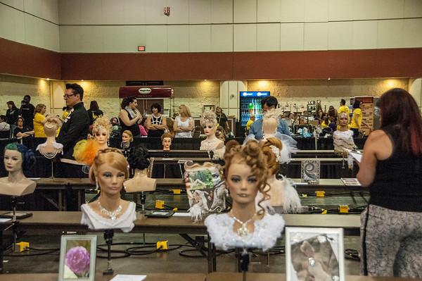 Premiere Hair Competition Live @ OCCC 6-2-14