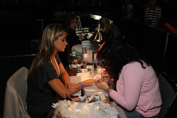 Nail Competition @ Premiere Beauty Show 6-2-08