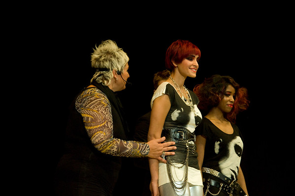 Paul Mitchell Charity Show @ OCCC 6-5-11