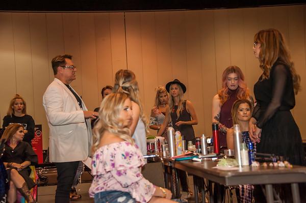 Pt 2 Live Premiere Hair Show Competition @ OCCC 6-17