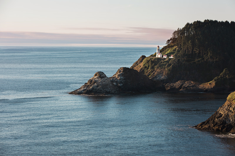 Heceta Head Lighthouse, California