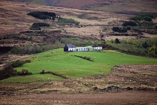 Crofter's Cottage, Kerry, Ireland