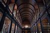 Trinity Library, Dublin, Ireland
