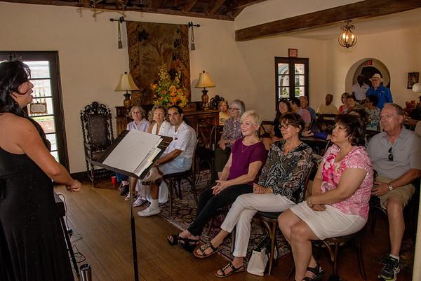 2016 Simple Gifts Music Ensemble at Casa Feliz