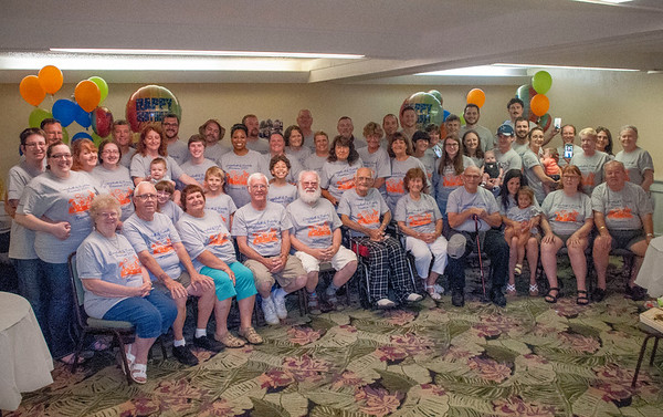 Campbell Family Reunion 2016