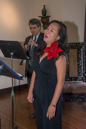 Holiday Music at Casa Feliz Historic Home Museum