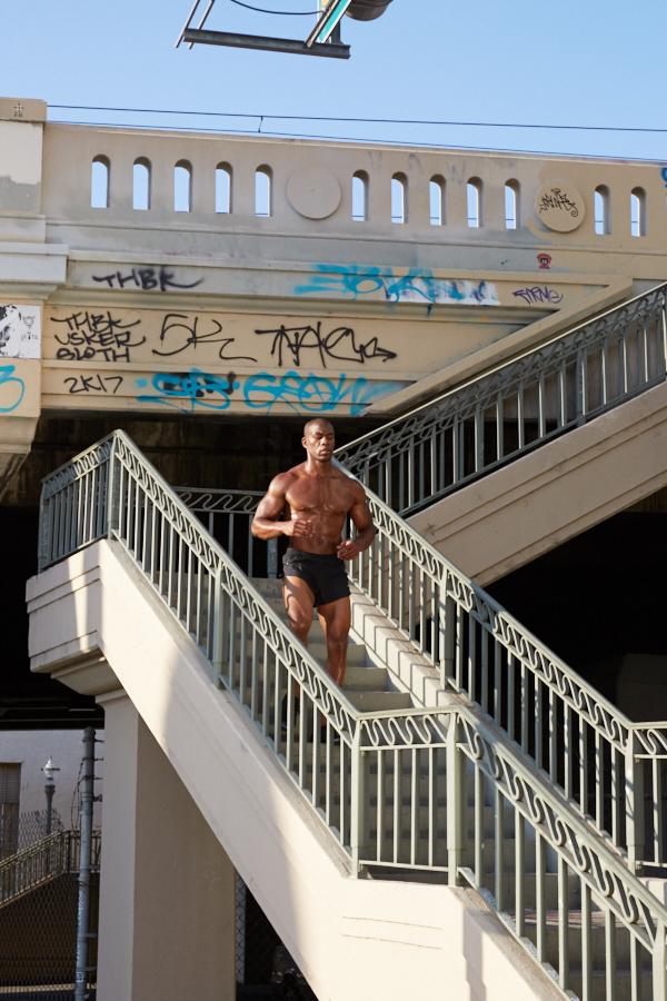 Los Angeles Fitness Photographer