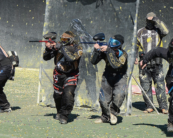 All Purdue Paintball