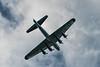 B-17 in flight
