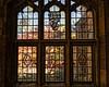 Window 12. North Walk, Hutchins Hall