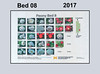 2017 New Bed Map for Bed 08
