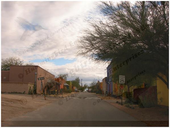 Tucson, Arizona, Streets of the Barrio