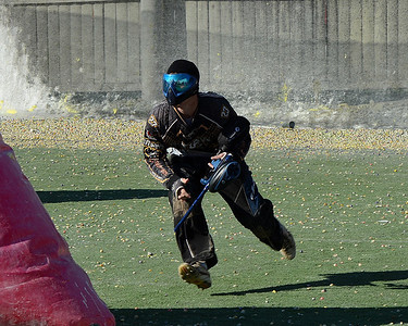 All Ruckus Paintball