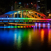 Elgin Bridge, Singapore