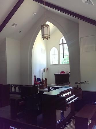 All Saints Anglican, Raleigh