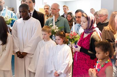 Pascha 2014 Baptisms-21