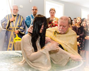 Pascha 2014 Baptisms-33