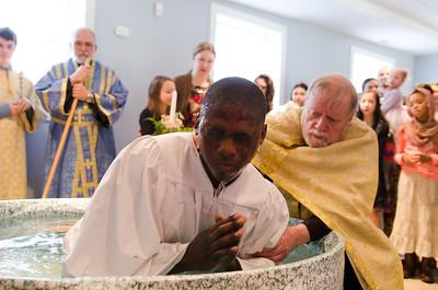Pascha 2014 Baptisms-36
