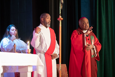 All-School Black History Month Mass