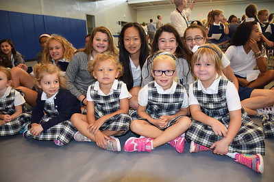All School Opening Assembly 2017