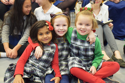All School Winter Assembly 2017