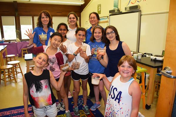 Baldwin Hosts i2 Summer Camp