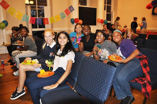 Hispanic Student Association Movie Night