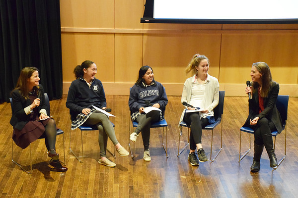Women on the Rise Speaker Series: Amanda Steinberg '95