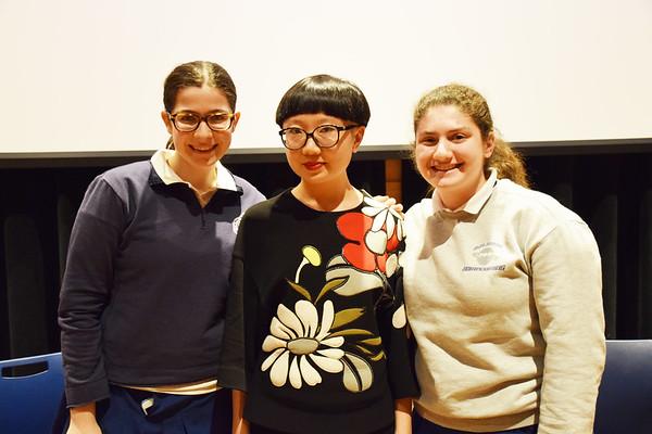Women on the Rise Speaker Series: JiaJia Fei